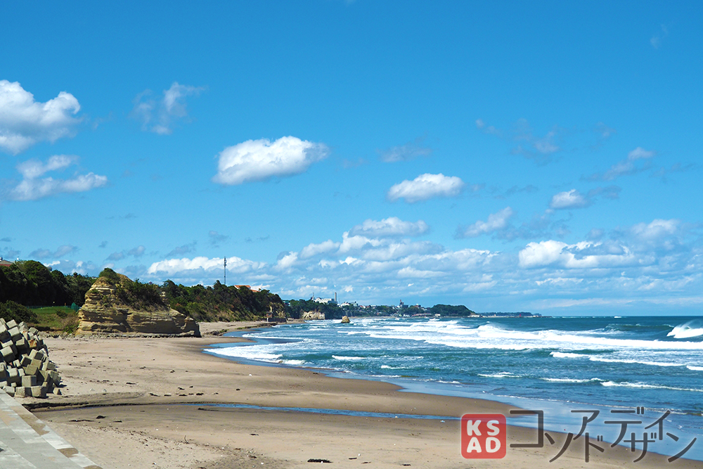 海岸の景色その1