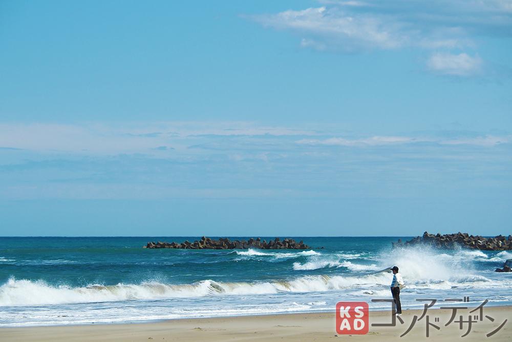 海岸の景色その3