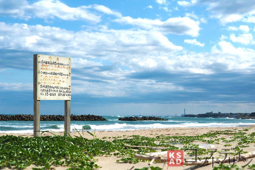 海岸の景色その9