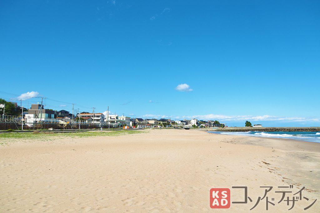 海岸の景色その6