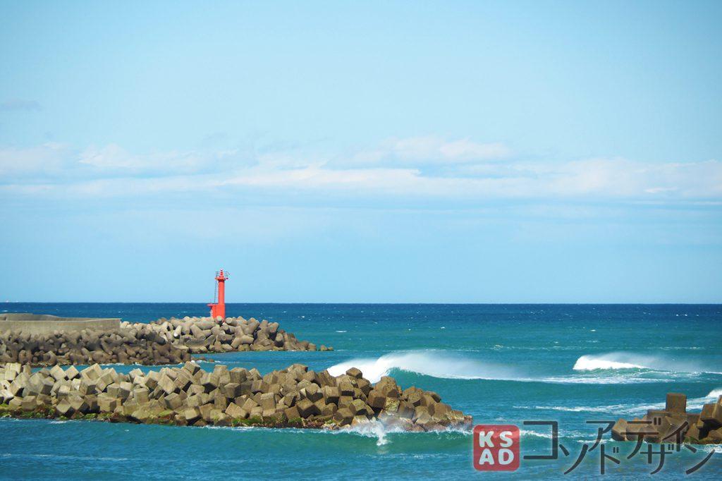 海岸の景色その8