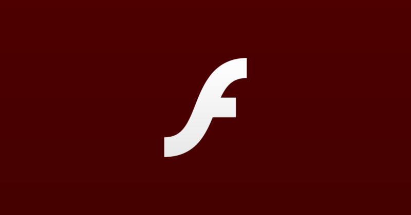 flashサポート終了